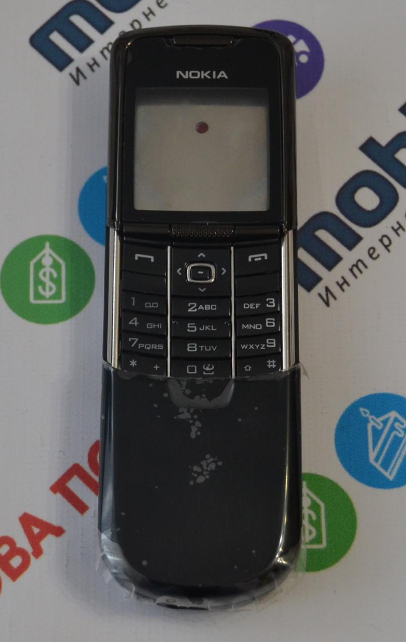 8e8f6b9e3ab5 Корпус для телефона Nokia 8800 Black в сборе (Качество ААА) (Черный)  Распродажа