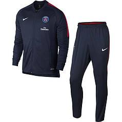 Спортивный костюм Nike PSG Trainingspak 2017-2018 854626-414 (Оригинал)