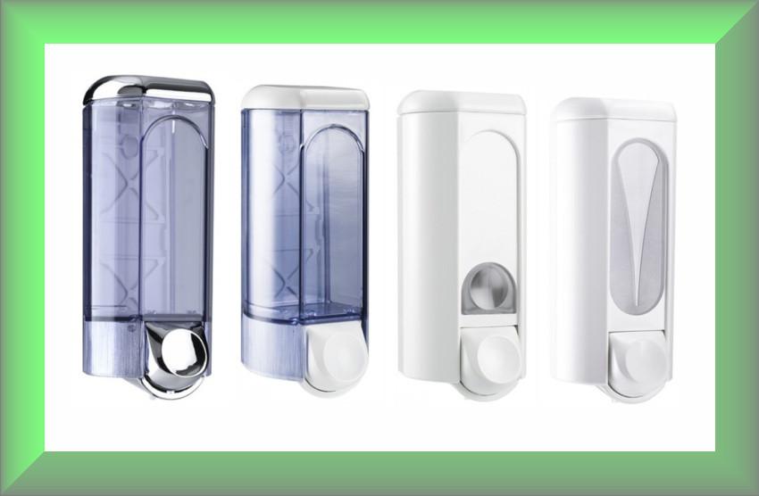 Дозатор жидкого мыла 0,8л ACQUALBA 562WIN Mar Plast