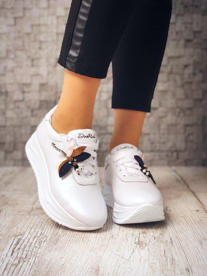 0c497ae3 Кроссовки женские кожаные Strekozza. Украина - Интернет-магазин