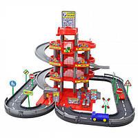Как выбрать игрушечный паркинг для ребенка?