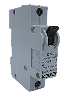 Выключатель автоматический ВМ-40 1п 5А КЭАЗ 2008г.
