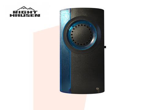 Звонок беспроводной черный на 32 мелодии Right Hausen