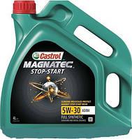 Масло Castrol Magnatec 5w-30  A3/B4 4л