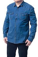 Мужская рубашка BLK 1228-303