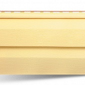 сайдинг желтый