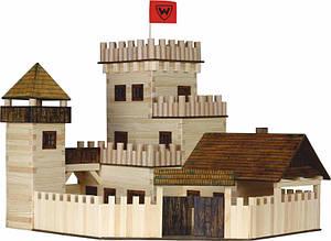 Об'ємна збірна модель Walachia Замок