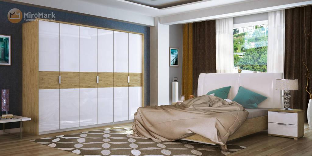 Спальня Верона 6Д  MiroMark