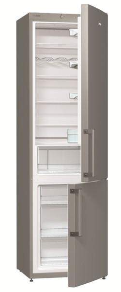 Двухкамерный холодильник Gorenje RK6201AX