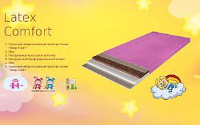 ✅ Ортопедичний дитячий матрац Latex Comfort 60х120 див. Herbalis Kids, фото 2