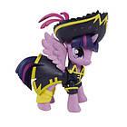 Май литл пони принцесса Твайлайт Спаркл с артикуляцией в костюме Пирата. Оригинал Hasbro C0132/B6008, фото 3