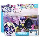 Май литл пони принцесса Твайлайт Спаркл с артикуляцией в костюме Пирата. Оригинал Hasbro C0132/B6008, фото 2