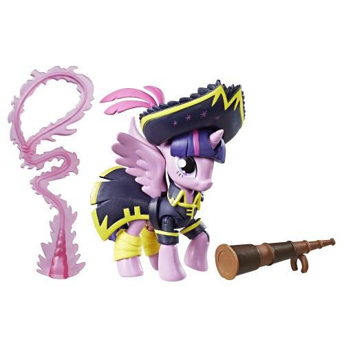 Май литл пони принцесса Твайлайт Спаркл с артикуляцией в костюме Пирата. Оригинал Hasbro C0132/B6008