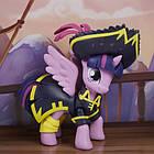 Май литл пони принцесса Твайлайт Спаркл с артикуляцией в костюме Пирата. Оригинал Hasbro C0132/B6008, фото 9