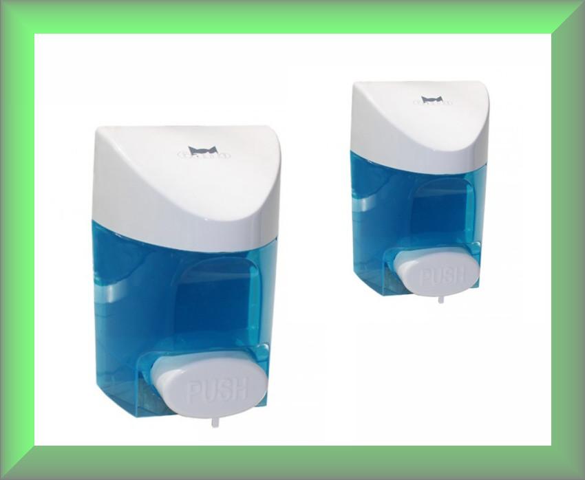 Дозатор жидкого мыла 0,8л SDA 800 GATTO