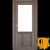 """Межкомнатная дверь коллекции """"Palermo"""" PL-02 (дуб грей)"""