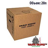 """Соус """"Unagi"""" объем: 20л - соус для угря - марка «Taste Taipei» оптовая продажа соусы Тайпей, купить оптом"""