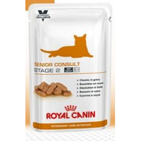 Royal Canin Senior Consult Stage 2 WET корм для стареющих котов и кошек старше 7 лет, 12 шт
