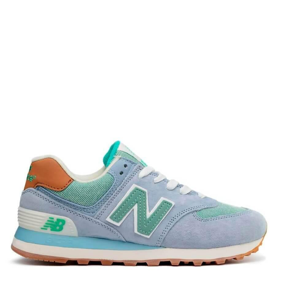 Кроссовки New Balance 574 Blue Mint