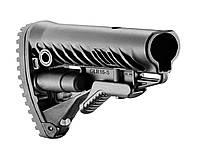 Приклад телескопический FAB Defense GLR16B для M16 \ AR15