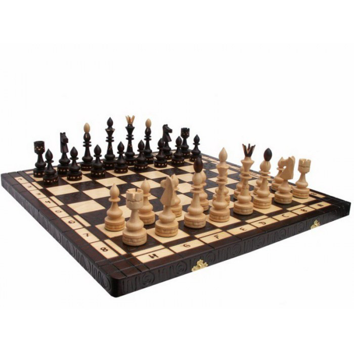 Шахматы ИНДИЙСКИЕ большие 540*540 мм