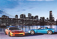 Фото-обои Prestige (Престиж) №5 Автомобили (196*136) 4 листа