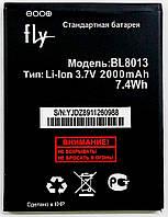 Аккумулятор Original BL8013 для мобильного телефона Fly FS506  2000mAh