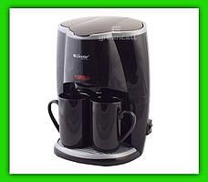 Кофеварка Livstar LSU 1190 650W 2 чашки Черный Белый