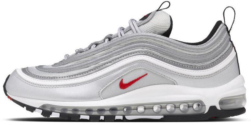 Мужские кроссовки Nike Air Max 97 OG QS Metallic Silver - Интернет-магазин  обуви Parus a4d91ac17a9