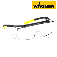 Очки защитные малярные UVEX OverGlasses (прозрачное стекло) Wagner