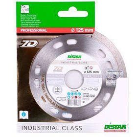 Алмазний відрізний диск DISTAR 1A1R 125x1.1x8x22.23 ESTHETE