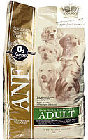 ANF LAMB MEAL & RICE (АНФ Лэмб энд Райс) корм для собак, склонных к аллергии 15 кг