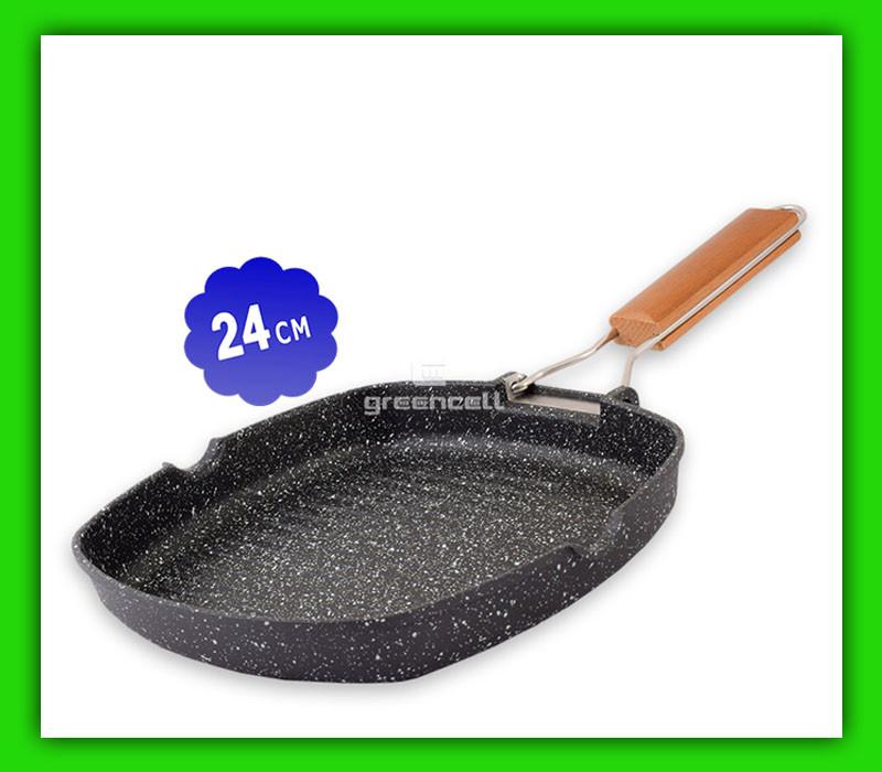 Сковорода гриль EDENBERG EB 3313 24 см