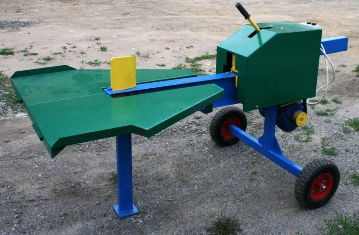 Реечный дровокол 380 В, (двигатель 2,2 кВт.)