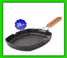 Сковорода-гриль EDENBERG EB 3314 28 см