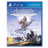 Horizon Zero Dawn. Complete Edition (русская версия) Диск