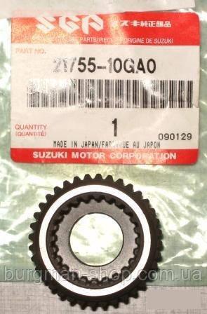 Шестерня (дизель-шум) 650сс 03-04г Suzuki Burgman SkyWave 21755-10GA0