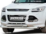 Двойной ус для Ford Kuga 2013-2016 от ИМ Автообвес (пр. Украина)