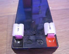 Аккумулятор ELITE LUX 6 V 1,3 AH (300 g), фото 2