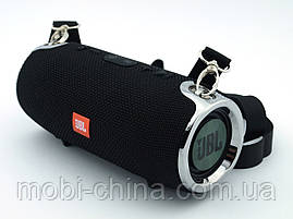 JBL XTREME mini 12 копия, Bluetooth колонка с FM MP3, черная, фото 2