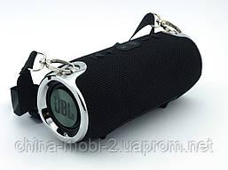 JBL XTREME mini 12 копия, Bluetooth колонка с FM MP3, черная, фото 3