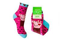 Детские хлопковые носки «Кузя Свинка» 14