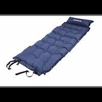 Cамонадувающийся коврик Base Camp Comfort (KM3560) Navy blue