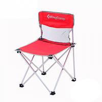 Стул складной Kingcamp «Compact Chair in Steel M» Red