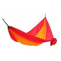 "Гамак KingСamp ""PARACHUTE HAMMOCK"" (KG3753) Red/Yellow"