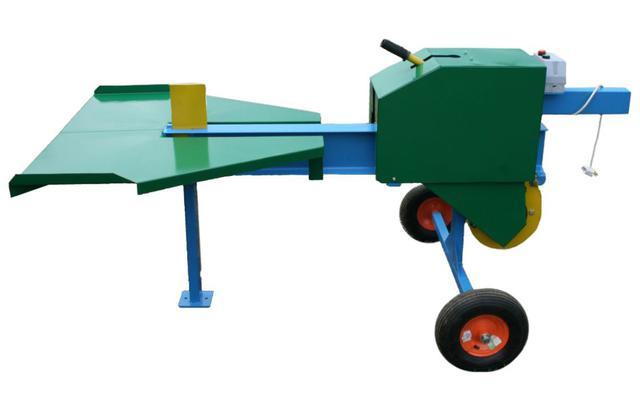 Реечный дровокол 380 В, (двигатель 2,2 кВт.) фото №3