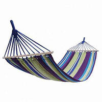 Гамак KingCamp Canvas Hammock (KG3762/42) Purple/yellow