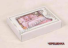 Упаковка для постельного белья (подарочная коробка)