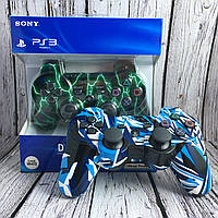 Джойстик геймпад для Sony PS3 Play Station 3 Dual Shock NEW! Аквапечать