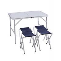 """Комплект складной мебели KingCamp """"TABLE AND CHAIR SET"""" (KC3850)"""